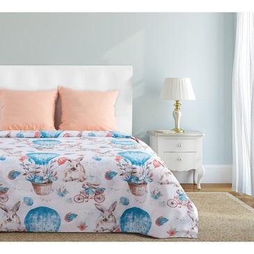 Комплект постельного белья Пасхальный кролик, бязь Этель