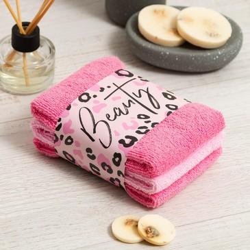 Набор махровых полотенец (3 шт.) Beauty Этель