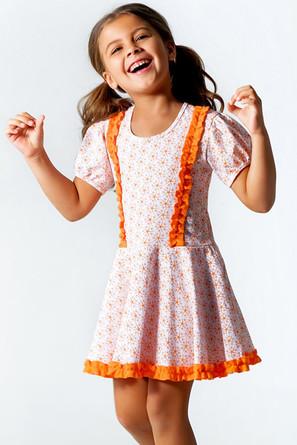 Платье Солнышко 5+