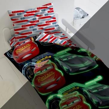 Комплект постельного белья Neon Тачки