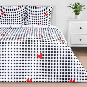 Комплект постельного белья Big love, бязь Этель