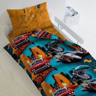 Комплект постельного белья Hot Wheels