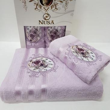 Набор полотенец Прованс (2 шт.) Nusa