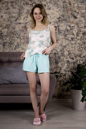Пижама (топ и шорты) Элиза