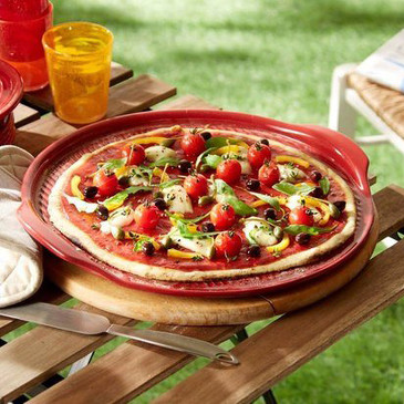 Блюдо для пиццы (32 см.) Emile Henry