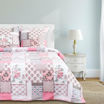 Комплект постельного белья Розовый прованс, бязь Этель