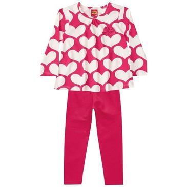 Комплект (блузка и леггинсы) Kyly