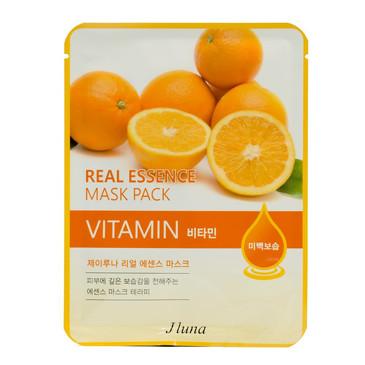 Тканевая маска с витаминами, 25 мл Juno