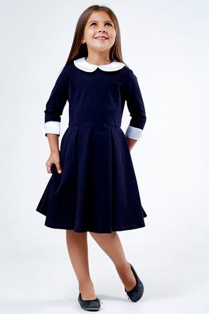 Платье Ученица 5+