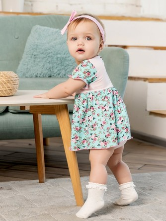 Боди-платье Веселый малыш