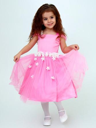 Платье с брошью Ladetto
