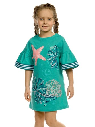 Платье Хайлайтер для русалочки Pelican