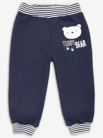 Брюки с манжетами Мишка-Тедди Веселый малыш