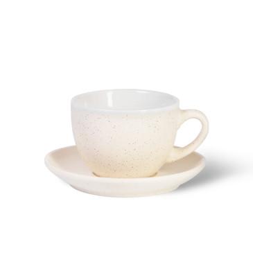 Чашка 330мл с блюдцем Fissman