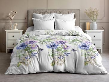 Комплект постельного белья Цветы Ночь Нежна
