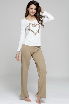 Комплект (кофта и брюки) Mariposa
