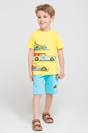 Комплект (футболка и шорты) Время серфинга Crockid