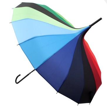 Зонт трость Китайская погода Flioraj