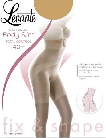 Колготки Body Slim 40 den Total Control (2 шт.) Levante