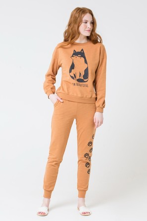 Комплект Кошки (джемпер и брюки) Trikozza