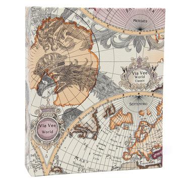 Фотоальбом Делюкс Color map, world Pioneer