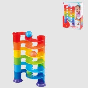 Развив. игрушка Трек с шарами 6 ярусов PlayGo