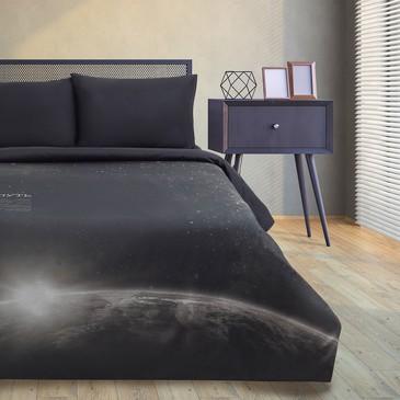 Комплект постельного белья Млечный путь, мако-сатин Этель