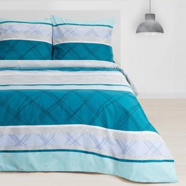 Комплект постельного белья Морской бриз (вид2), поплин Этель