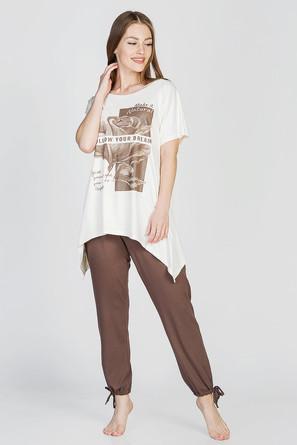 Костюм (блузка, брюки) Dianida