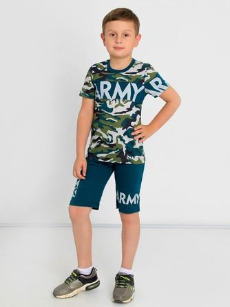 Костюм (футболка и бермуды) Граница-1 Ивашка