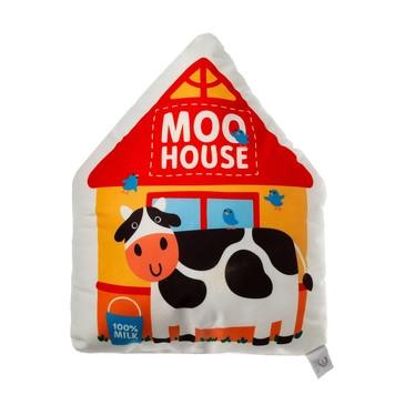 Подушка декоративная Moo house Этель