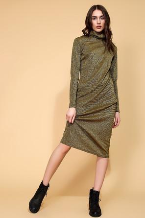 Платье-водолазка Minaku