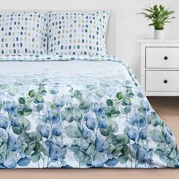 Комплект постельного белья Eucalyptus, поплин Этель