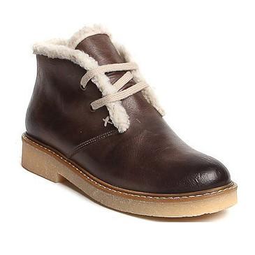 Ботинки зимние Milana