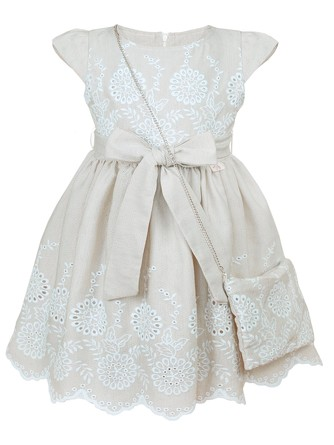 Комплект (платье и сумка) Lilax