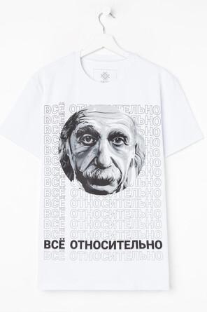 Футболка Энштейн Kaftan
