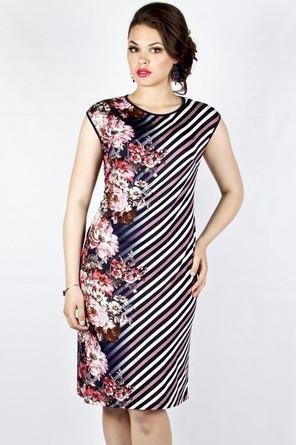 Платье без рукавов Novita