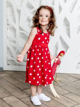 Платье Дана Веселый малыш