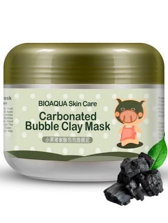Очищающая пузырьковая маска BioAqua