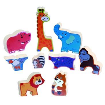 Пазл-головоломкаЖивотные сафари PlayGo