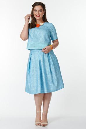 Комплект (блузка и юбка) Montebella Style