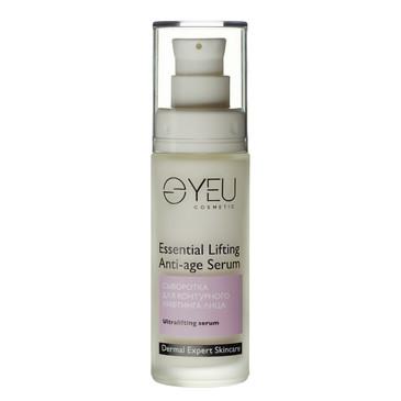 Сыворотка-комплекс питание для возрастной кожи 30 мл Essential Lifting Anti-age Serum YEU