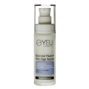 Сыворотка-комплекс питание для возрастной кожи 30 мл Essential Nutri+ Anti-Age Serum YEU