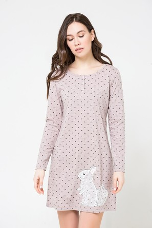 Платье Зайчики для девочки Trikozza