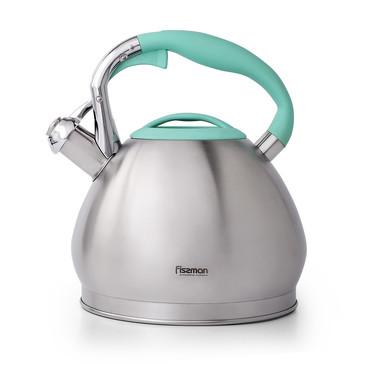 Чайник для кипячения воды JESSICA 3л (нерж.сталь) Fissman
