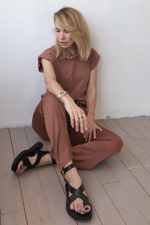 Футболка Nastya Sergeeva by May Be