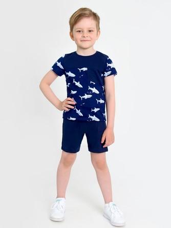 Костюм (футболка и шорты) Олимп-4 Ивашка