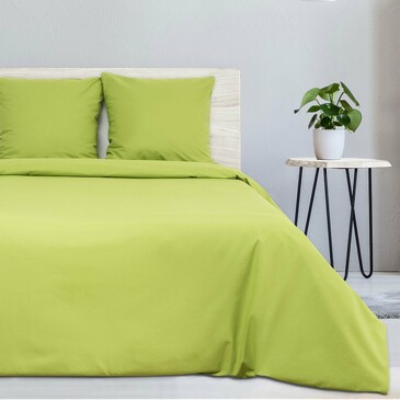 Комплект постельного белья Спелый лайм Этель