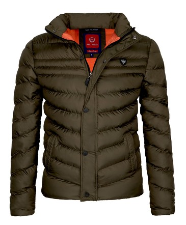 Куртка зимняя Paul Parker