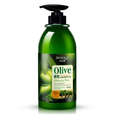 Шампунь д/волос с маслом оливы BioAqua